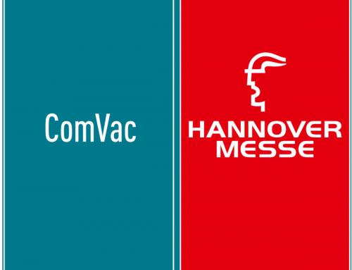 Hannover Messe ComVac 2019